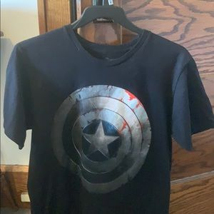 Captain America: The Winter Soldier Shield Tee